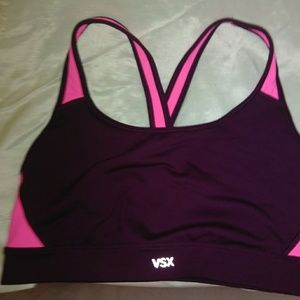 VSX Crossback Sports Bra